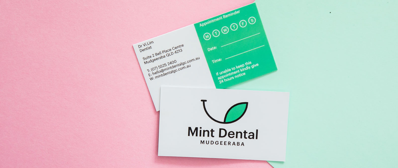 Contact Mint Dental Gold Coast